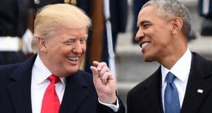 أوباما ترامب