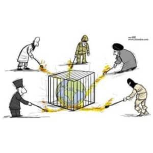 كاريكاتير داعشي3
