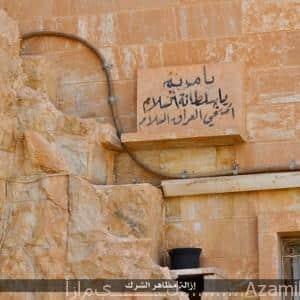 داعش والكنائس