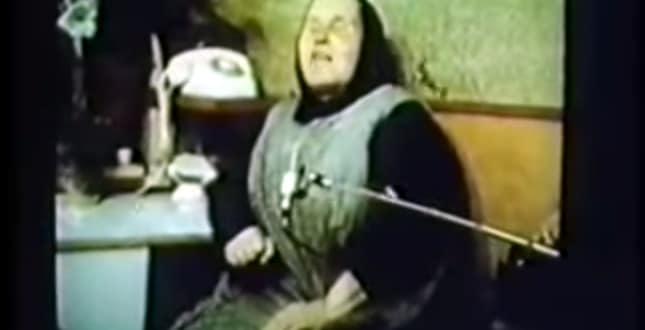 العرافة البلغارية فانغا