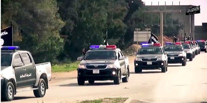 تويوتا، داعش