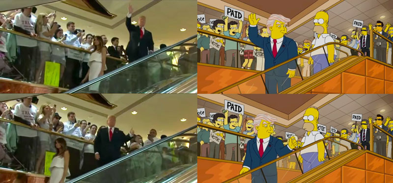 cartoons-trump-waving-and-thumbs-up-comparison