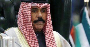 أمير الكويت نواف