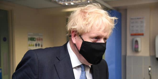 رئيس وزراء بريطانيا
