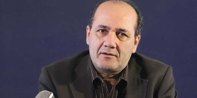 الشاعر منصور الناصر